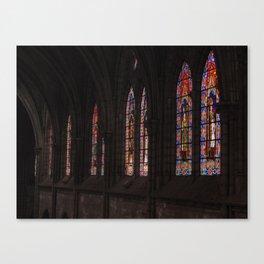 La Basílica del Sagrado Voto Nacional, Doce Canvas Print