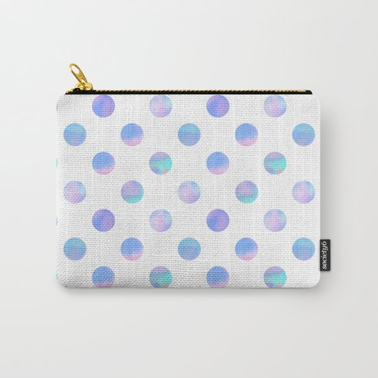 Dreaming Of Polka Dots Carry-All Pouch