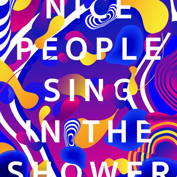 Nice People Sing in the Shower Comforters