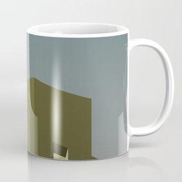 Green Urban Landscape Coffee Mug