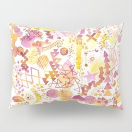 Freedom Colors Pillow Sham