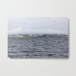 Norway Metal Print