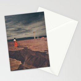 Across The History Stationery Cards