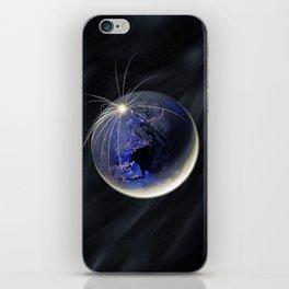 Late Peace iPhone Skin