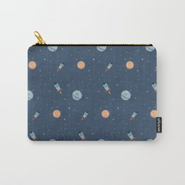Space cartoon pattern Carry-All Pouch