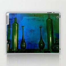 glass is green Laptop & iPad Skin