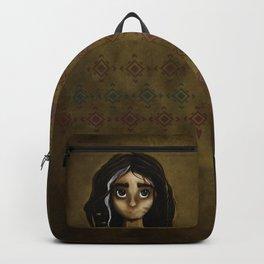 Princesa Azteca Backpack