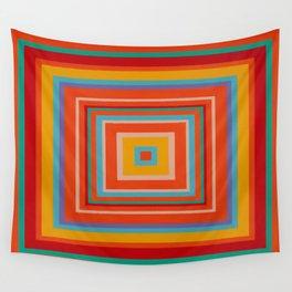 """""""Blood Orange Fizzle""""   Op art Wall Tapestry"""