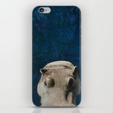 Hippo on the Tropic of Capricorn  iPhone & iPod Skin