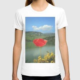 Flower Photography by Aziz Acharki T-shirt