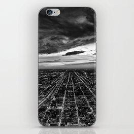 rapture, meet urbania iPhone Skin