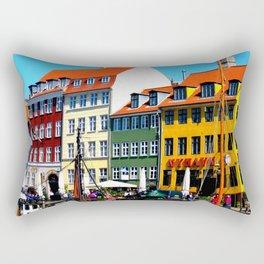 Copenhagen II Rectangular Pillow