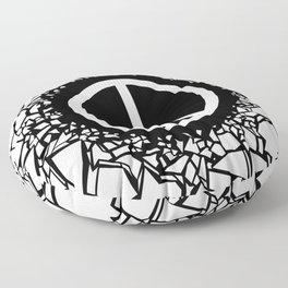 Peacebreaker II Floor Pillow