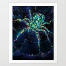 Spider V2 Art Print
