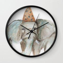 Elephant Sized Fun Wall Clock