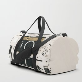 Camera gold Duffle Bag