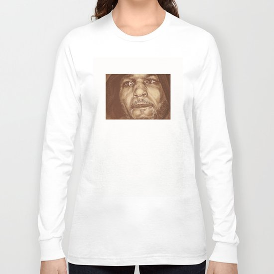 round 4...bernard hopkins Long Sleeve T-shirt