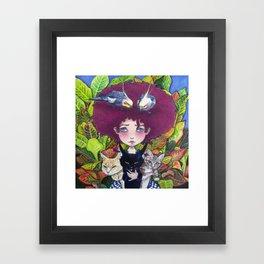 The Peace Keeper Framed Art Print
