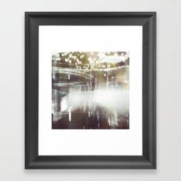 Effervesence Framed Art Print