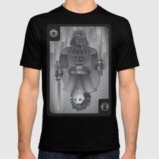 The King of Siths Black MEDIUM Mens Fitted Tee