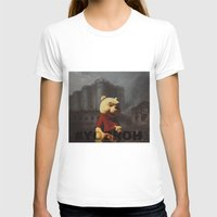 bastille T-shirts featuring Winnie & Bastille by consequence