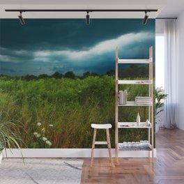 A Storm of Grandeur Wall Mural
