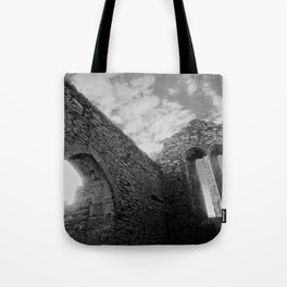 Corcomeroe Abbey Arch Tote Bag