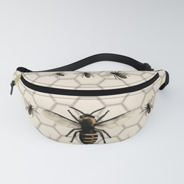 Bee Business Fanny Pack