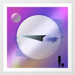 Too much to dream Art Print