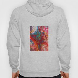 Abstract Artwork Colourful #13 Hoody