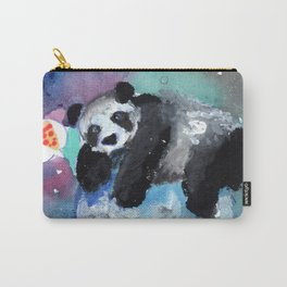 panda in the moon Carry-All Pouch