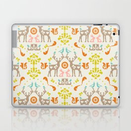 medallion folklore Laptop & iPad Skin