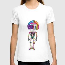 Eskeleto Skeleton ( Chibi)  T-shirt