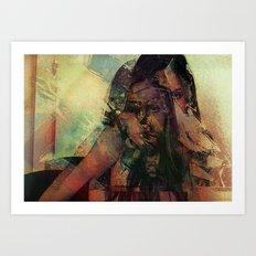 Menade 2006 Art Print