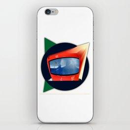 Here iPhone Skin