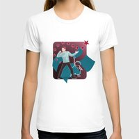 heroes T-shirts featuring Heroes by Ilthit