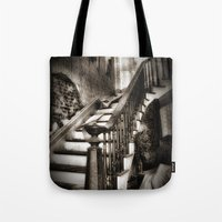 nicki Tote Bags featuring Stairway to heaven by Tnt intimate photo