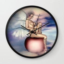 Zarte Versuchung Wall Clock