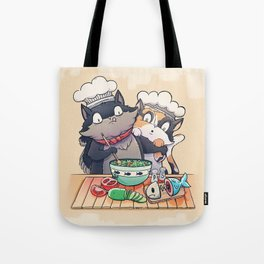 Little Chefs Tote Bag