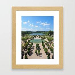 The Orangerie Framed Art Print