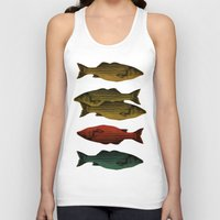 fish Tank Tops featuring One fish Two fish by Megs stuff...