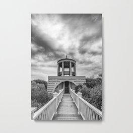 Pensacola Pavilion Metal Print