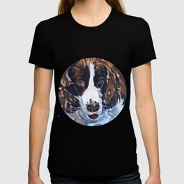 Sammie the Springer Spaniel T-shirt