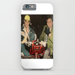 The Real Fear and Loathing in Las Vegas iPhone Case