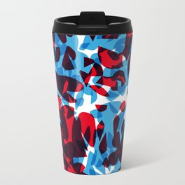 hidden green Travel Mug