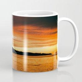 Van Isle Sunset Series II Coffee Mug