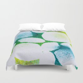Abstract No. 330 Duvet Cover