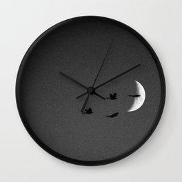 328 | west texas Wall Clock