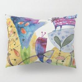fancy garden Pillow Sham