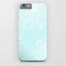 DANDY SNOWFLAKE AQUA Slim Case iPhone 6s